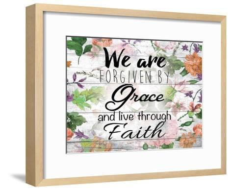 Grace-Victoria Brown-Framed Art Print