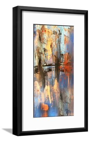 Console 1-Victoria Brown-Framed Art Print