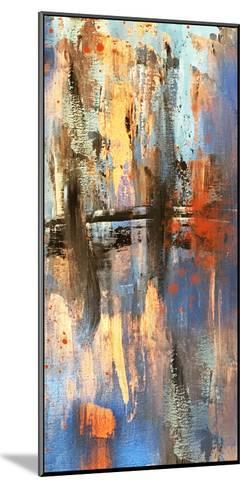 Console 1-Victoria Brown-Mounted Art Print