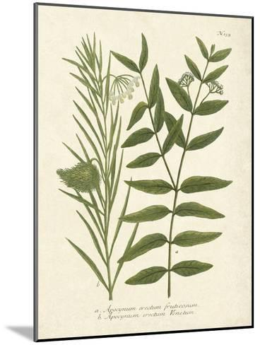 Botanica Indicum-The Vintage Collection-Mounted Art Print