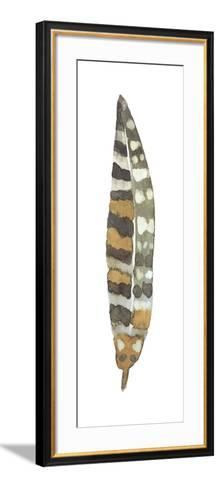 Feather Plume VI-Sandra Jacobs-Framed Art Print