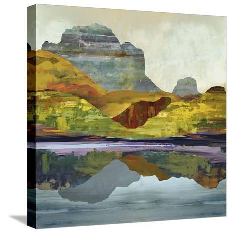 Eagle Peak-Mark Chandon-Stretched Canvas Print