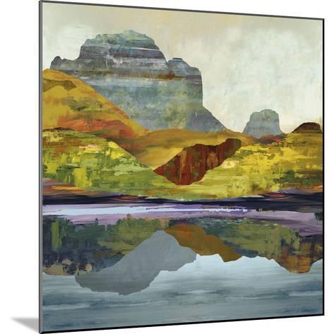 Eagle Peak-Mark Chandon-Mounted Art Print