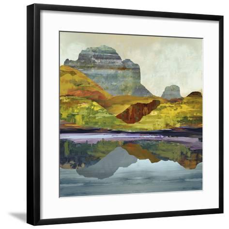 Eagle Peak-Mark Chandon-Framed Art Print