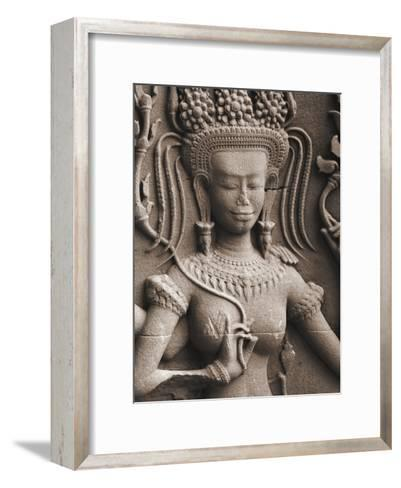 Temple Dance-Bill Philip-Framed Art Print