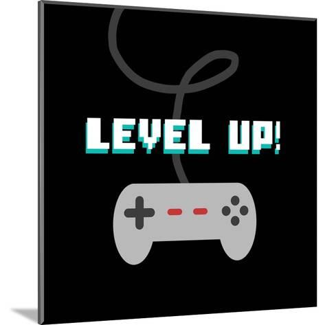 Level Up!-Color Me Happy-Mounted Art Print