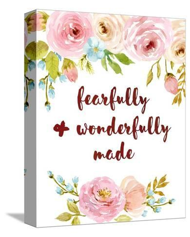 Fearfully & Wonderfully Made-Color Me Happy-Stretched Canvas Print