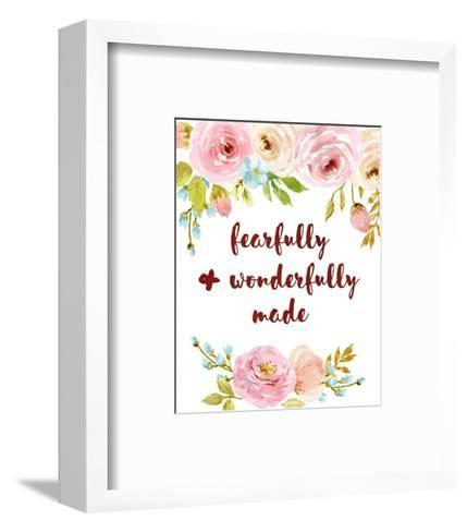 Fearfully & Wonderfully Made-Color Me Happy-Framed Art Print