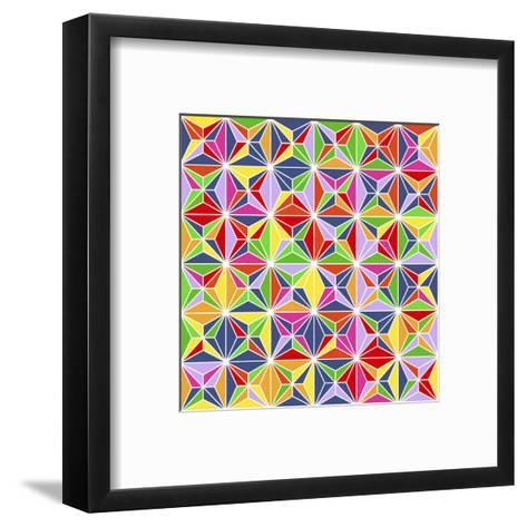 Bright Point-Simon C^ Page-Framed Art Print