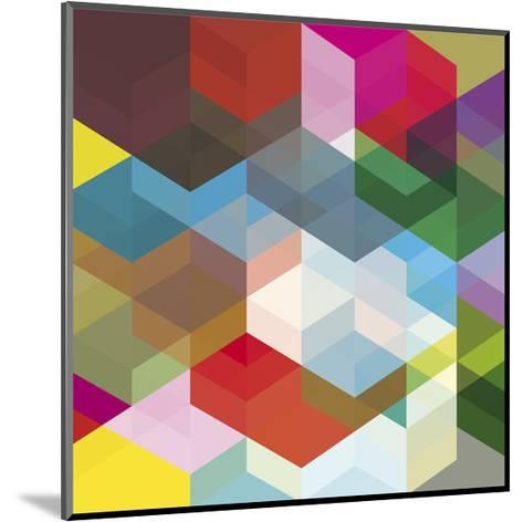 Cuben Shambles-Simon C^ Page-Mounted Art Print