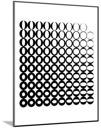 0 to Zero-Simon C^ Page-Mounted Art Print