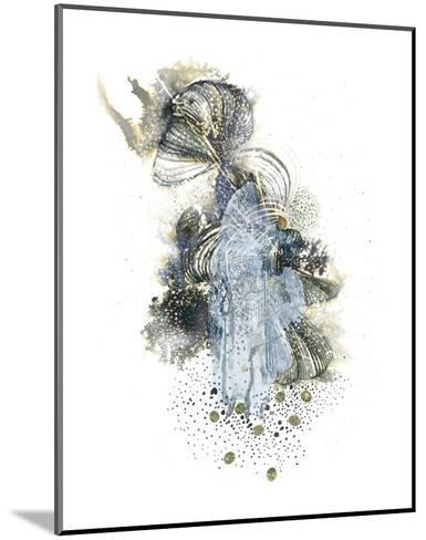 The Unknown-Kiran Patel-Mounted Art Print