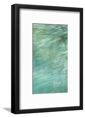 Lake Trail Edge-Margaret Juul-Framed Art Print