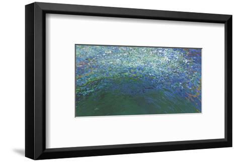 Emerald Sea-Margaret Juul-Framed Art Print