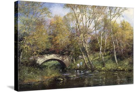 Autumn II-Clive Madgwick-Stretched Canvas Print