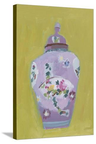 Pot Pourri - Floral-Charlotte Hardy-Stretched Canvas Print