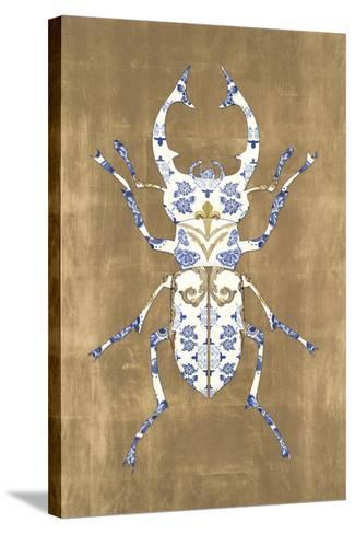 Scarabeo Dorato I-Amy Shaw-Stretched Canvas Print