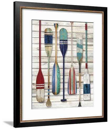 Above Board-Mark Chandon-Framed Art Print