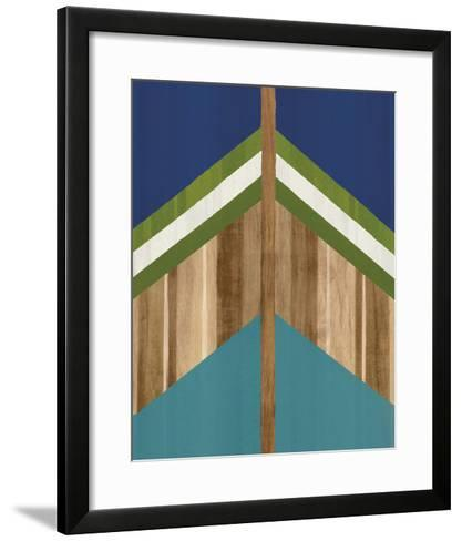 Crew Draw-Mark Chandon-Framed Art Print
