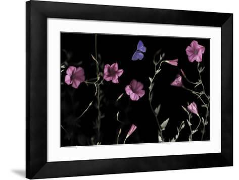 Serene Flutter-Wild Wonders of Europe-Framed Art Print