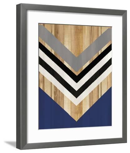 Crew Feather-Mark Chandon-Framed Art Print