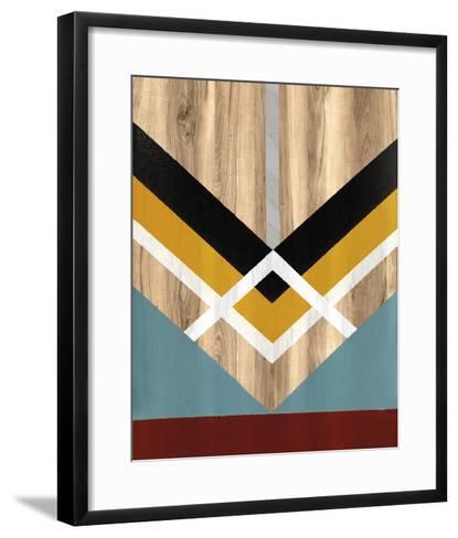 Crew Sweep-Mark Chandon-Framed Art Print