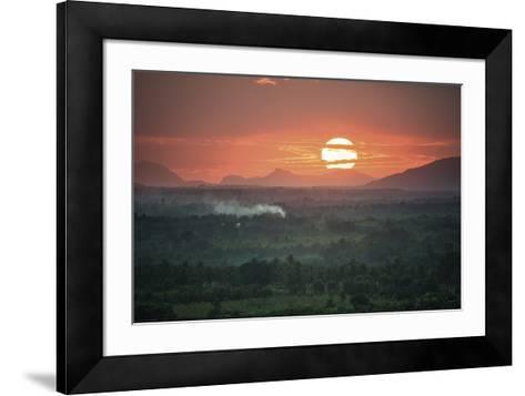 Sunset Delight-Bobby Joshi-Framed Art Print
