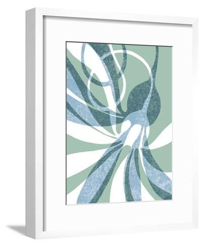 Rock Pool - Float-Kristine Hegre-Framed Art Print