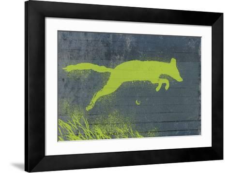 Urban Animals V-Ken Hurd-Framed Art Print