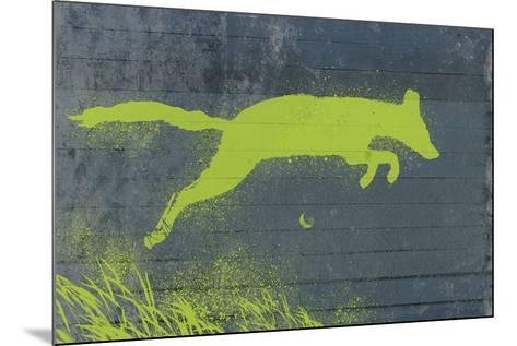 Urban Animals V-Ken Hurd-Mounted Giclee Print