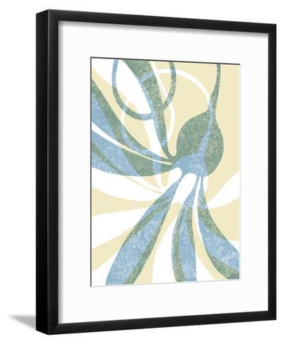 High Tide - Sparkle-Kristine Hegre-Framed Art Print