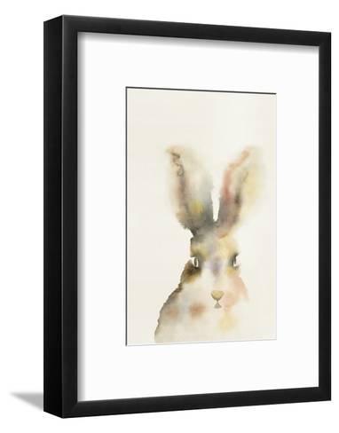 Forest Odyssey - Hare-Kristine Hegre-Framed Art Print