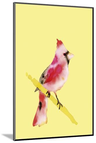 Paintbox Birds - Joy-Kristine Hegre-Mounted Art Print