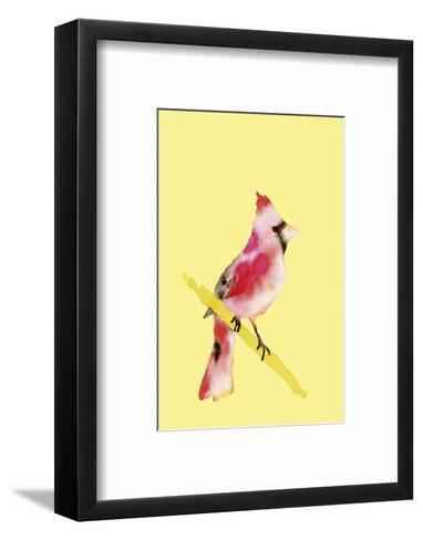 Paintbox Birds - Joy-Kristine Hegre-Framed Art Print