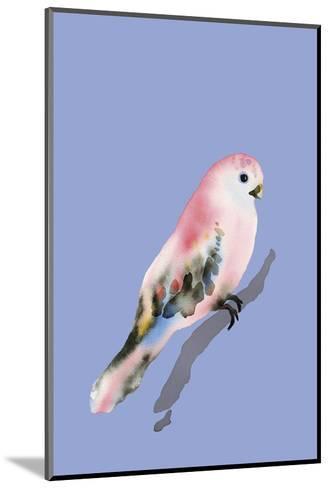 Paintbox Birds - Love-Kristine Hegre-Mounted Art Print