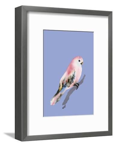 Paintbox Birds - Love-Kristine Hegre-Framed Art Print