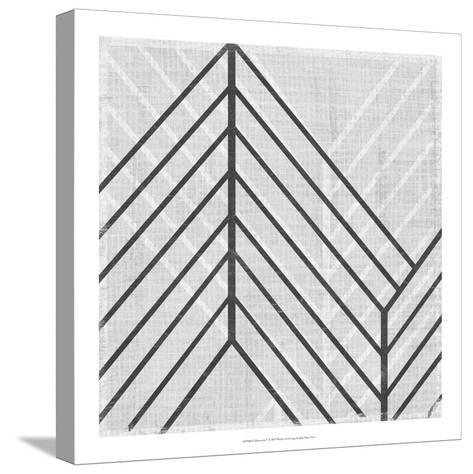 Diametric V-June Erica Vess-Stretched Canvas Print