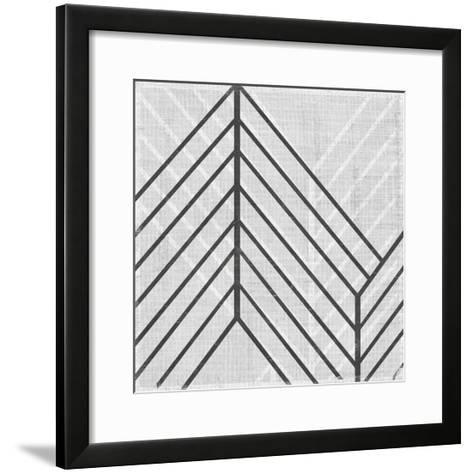 Diametric V-June Erica Vess-Framed Art Print