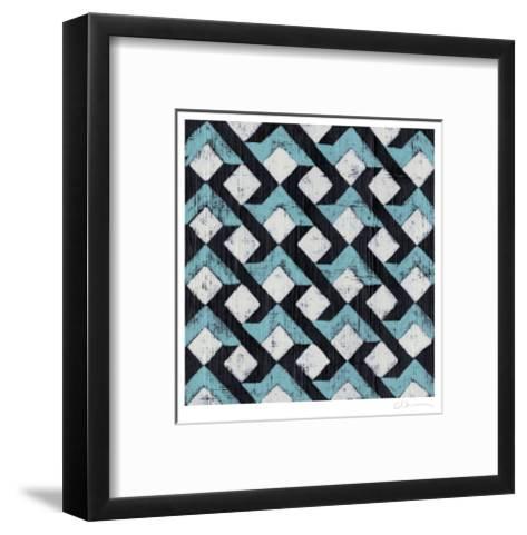 Over Under IV-Chariklia Zarris-Framed Art Print