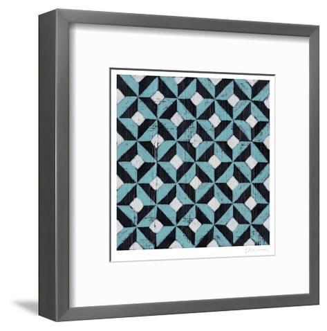 Over Under VIII-Chariklia Zarris-Framed Art Print