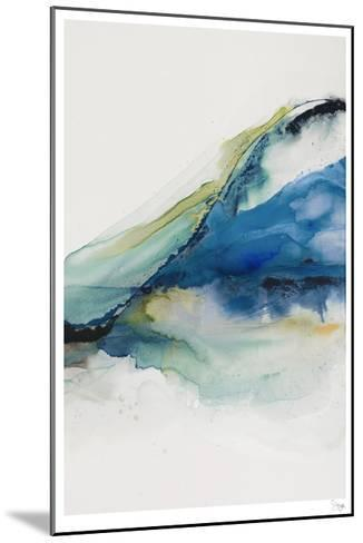 Abstract Terrain IV-Sisa Jasper-Mounted Limited Edition