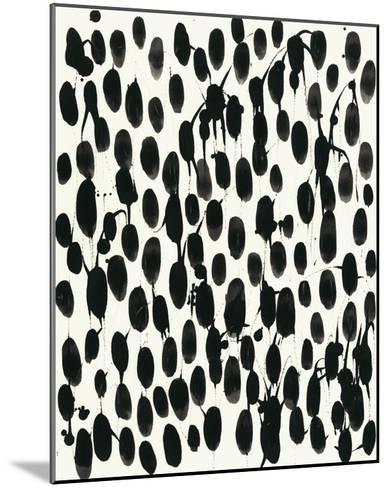 Invariable I-June Erica Vess-Mounted Art Print