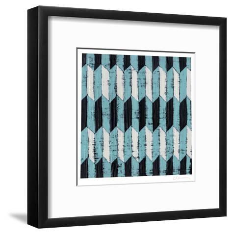 Over Under VI-Chariklia Zarris-Framed Art Print