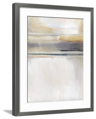 Sandy Coast II-Alison Jerry-Framed Art Print