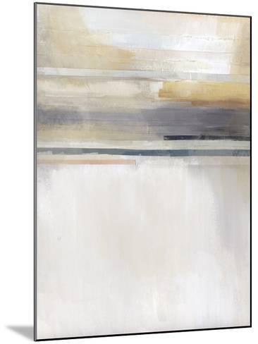 Sandy Coast II-Alison Jerry-Mounted Giclee Print