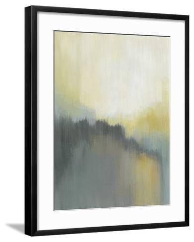 Early Morning Dew I-Alison Jerry-Framed Art Print