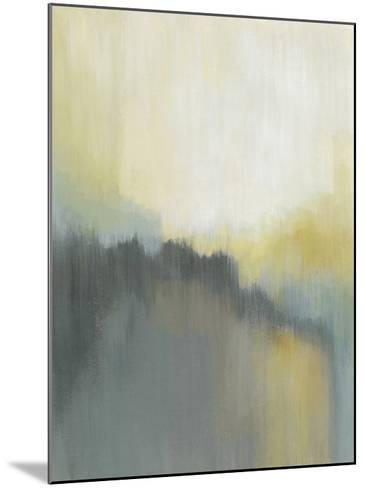 Early Morning Dew I-Alison Jerry-Mounted Giclee Print