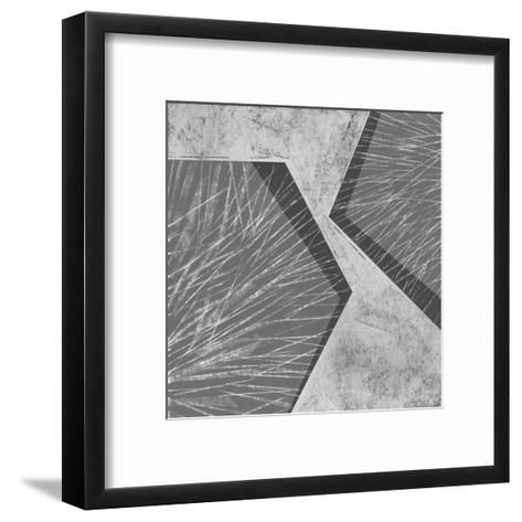 Orchestrated Geometry I-Sharon Chandler-Framed Art Print