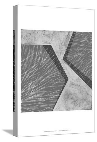 Orchestrated Geometry I-Sharon Chandler-Stretched Canvas Print