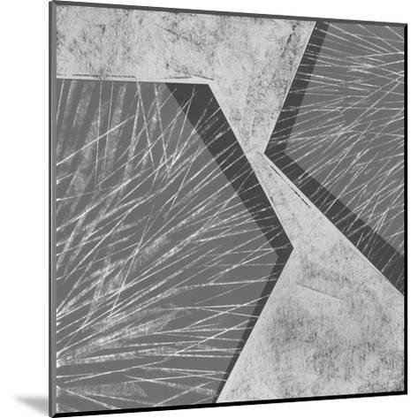Orchestrated Geometry I-Sharon Chandler-Mounted Art Print